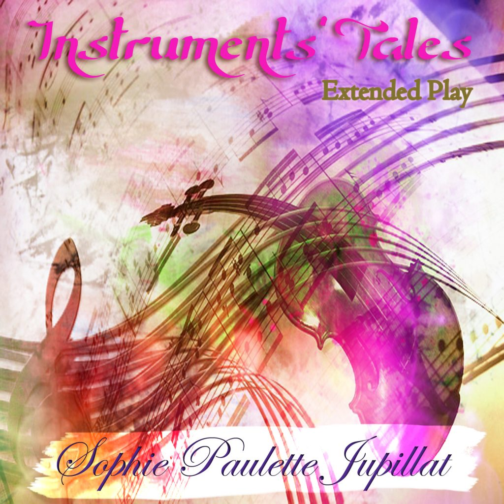 Instruments Tales album cover