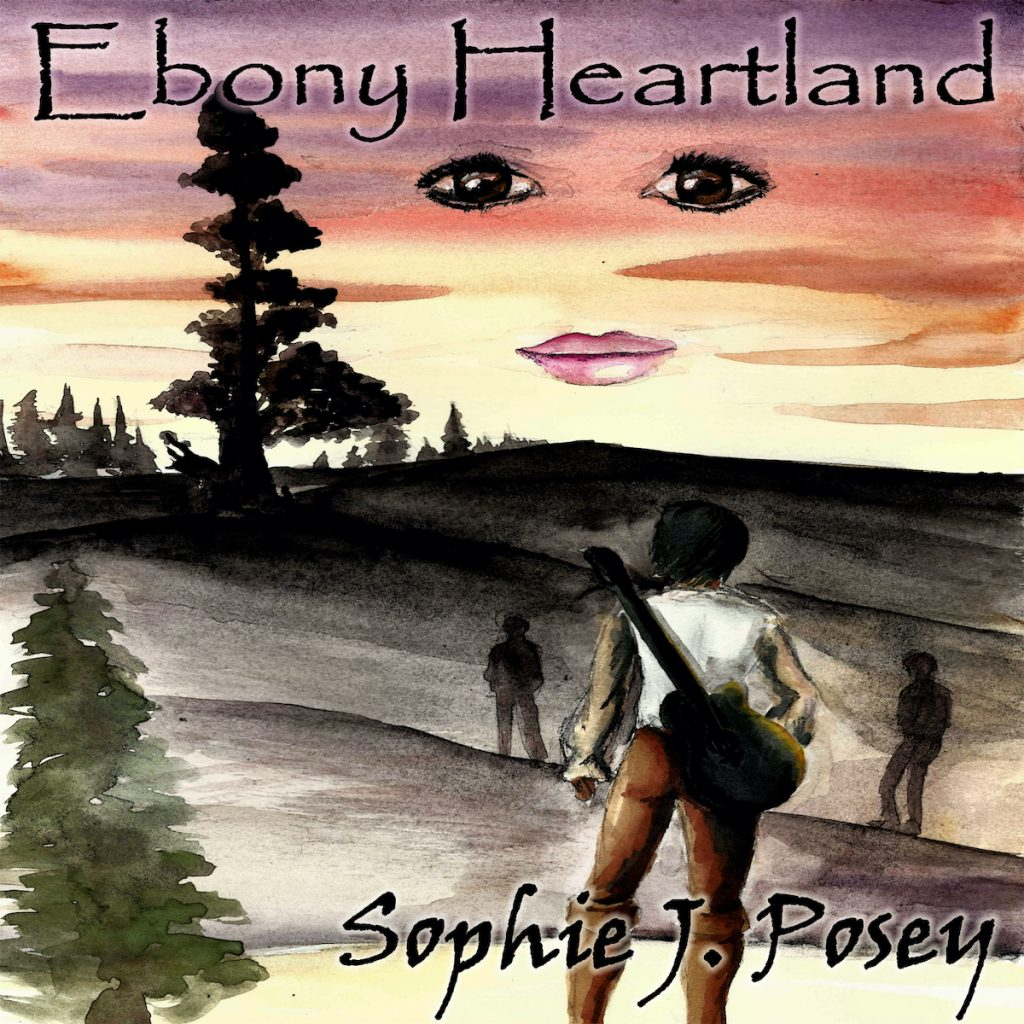 Ebony Heartland album cover