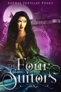 The Four Suitors book cover