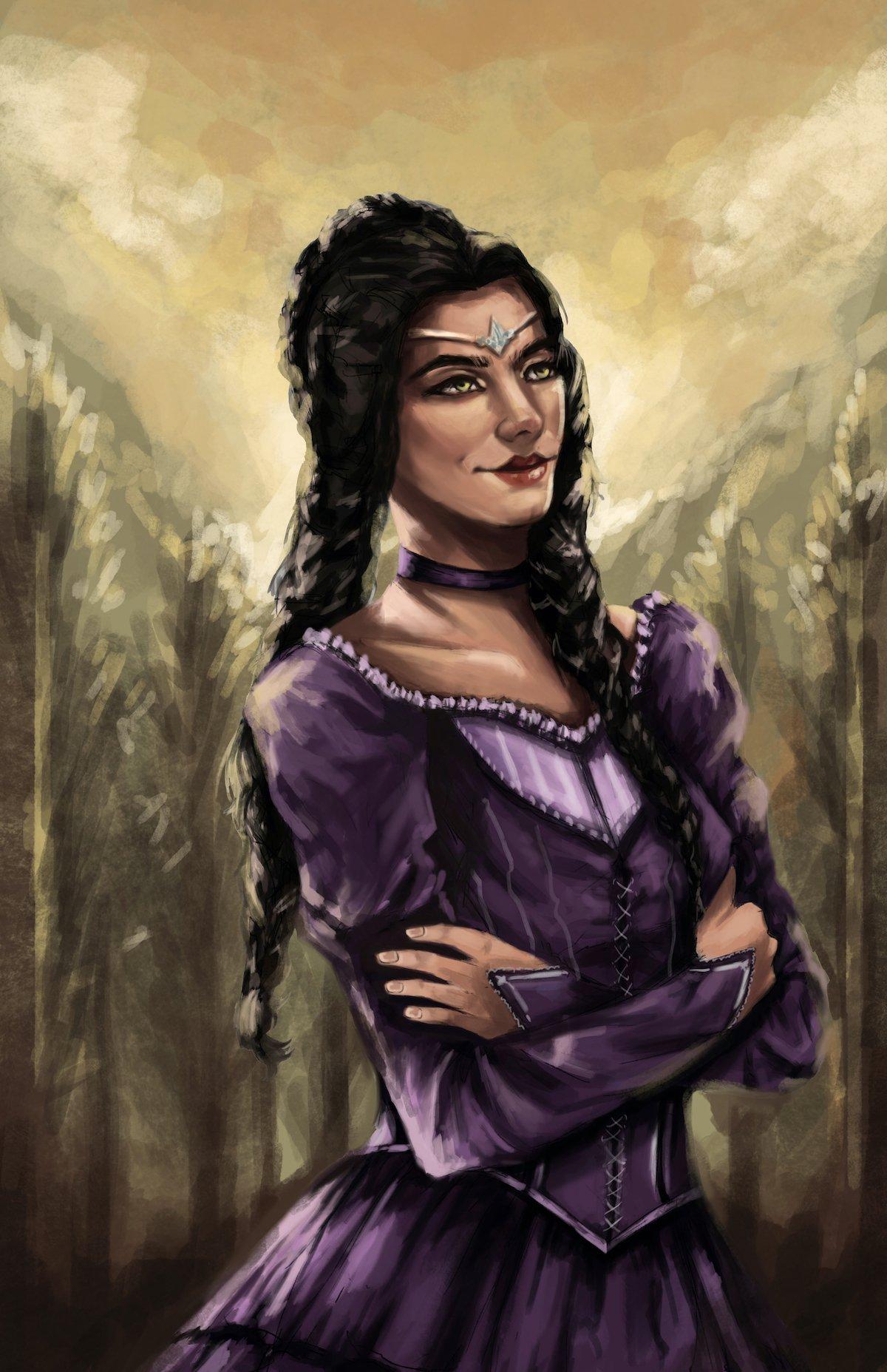 bust of Laetitia