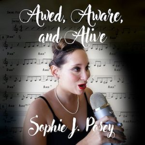 Awed, Aware, and Alive album cover